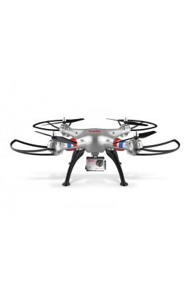Drone Syma x8G 2.4G 4 canaux avec gyro + caméra 8mp