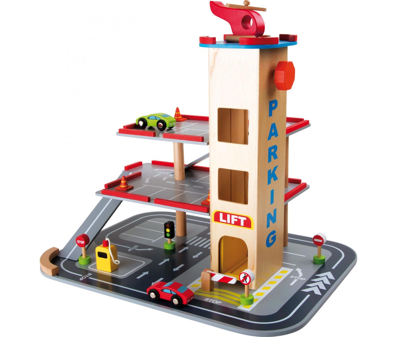 Garage En Bois Pas Cher : garage en bois ? Rampe de bois ?