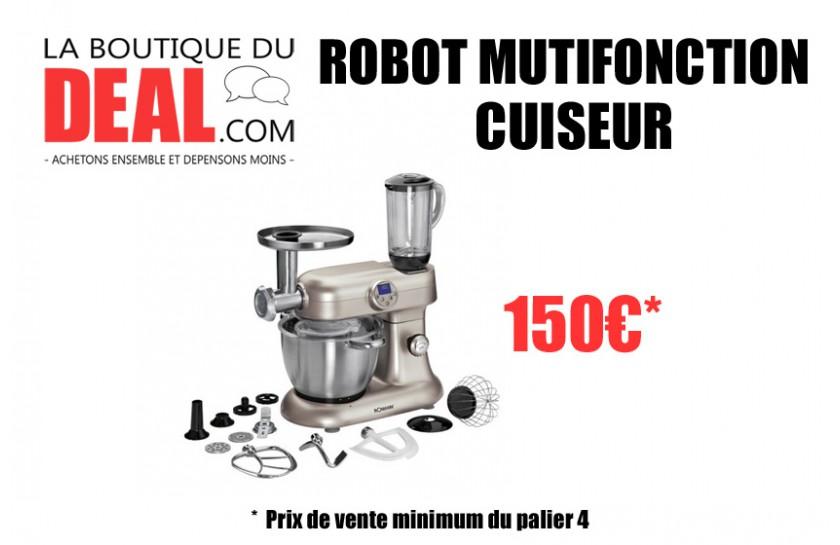 Robot multifonction cuiseur pas cher - Robot cuisine pas cher ...