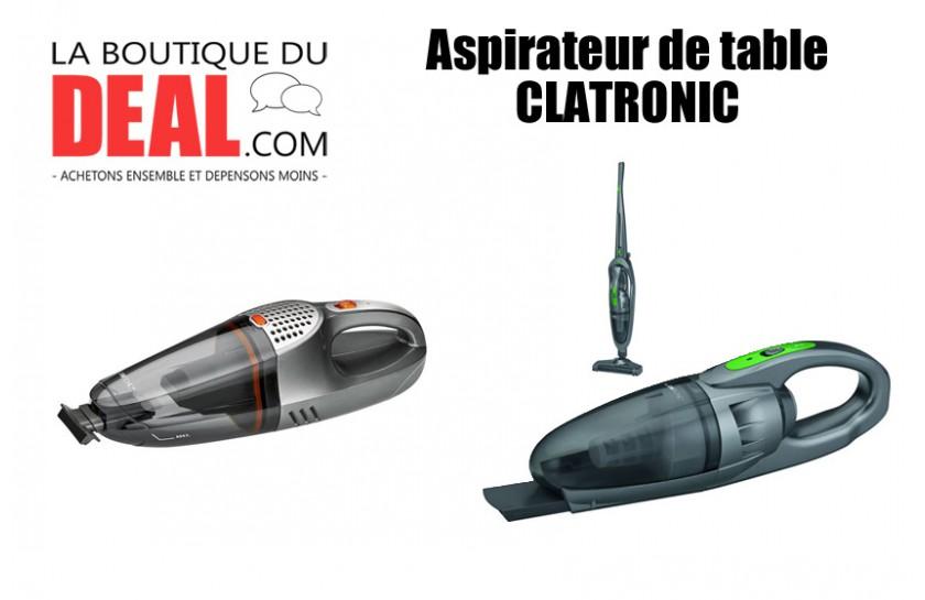 Aspirateur de table clatronic - Aspirateur de table pas cher ...