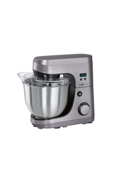 Robot de cuisine / Pétrin Clatronic KM 3610 (Gris)