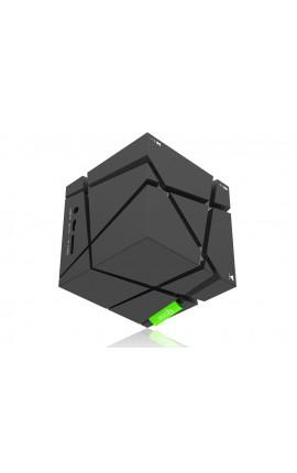 Enceinte bluetooth cube