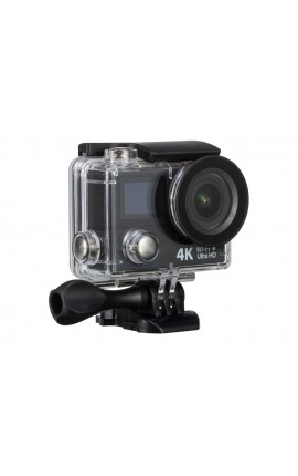 Camera Sport EKO Wifi 4K + télécommande