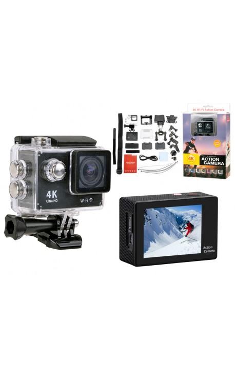 EKO - Caméra sport Wifi 4K Ultra HD